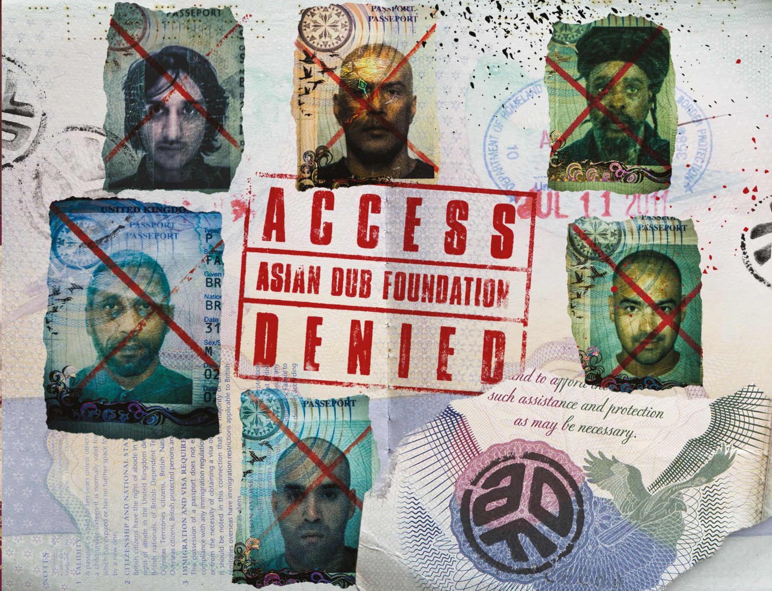 Lyrics asian dub foundation return of django